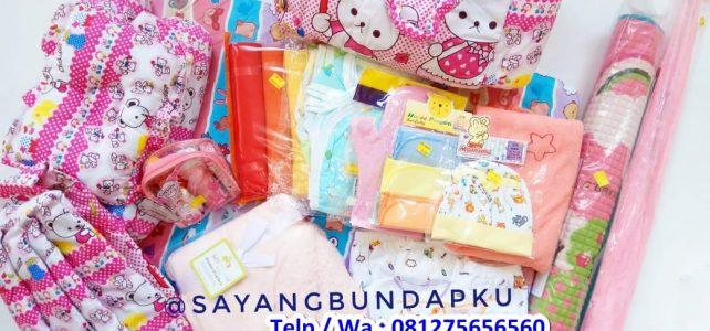 Paket Perlengkapan Bayi 650rb | Toko Sayang Bunda Pekanbaru